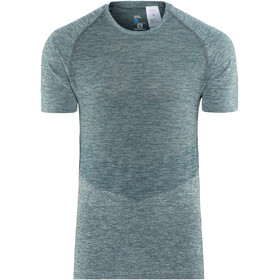 Salomon Allroad t-shirt Heren grijs